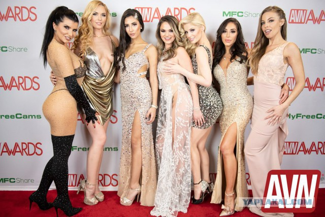 Порно-оскар 2019 (AVN Awards 2019)