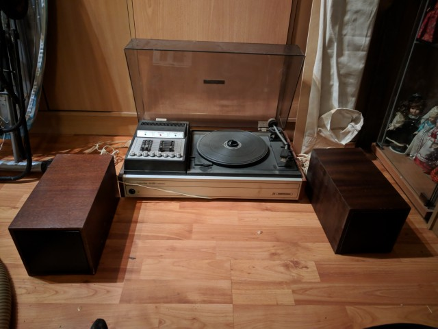 Радиотехника Мелодия-103Б-стерео