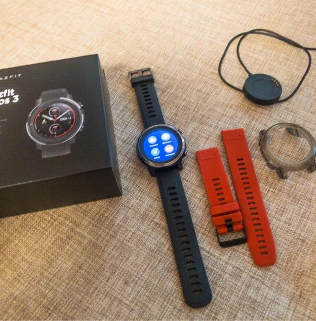 Продам часы Amazfit Stratos 3 Global version