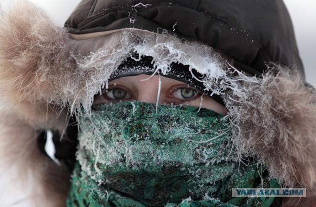 Росгидромет: Россию ждёт очень холодная зима