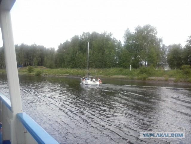 Мой речной круиз, июнь 2016
