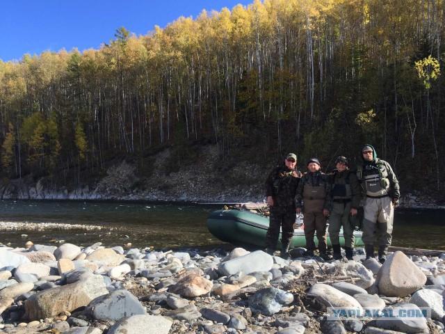 горные реки дальнего востока рыбалка на них