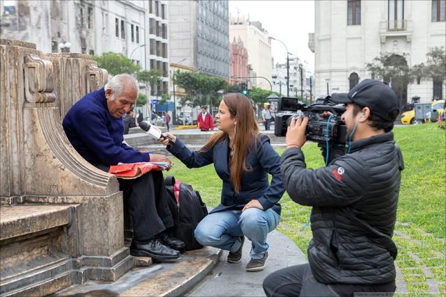 Лима. Первые впечатления от столицы Перу.