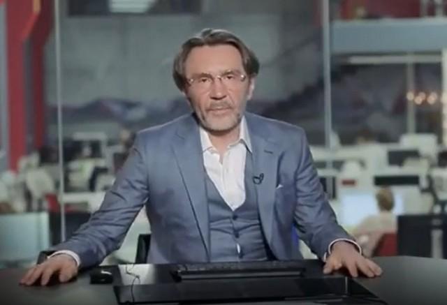 Основатель группы «Ленинград» Сергей Шнуров стал генеральным продюсером телеканала RTVI