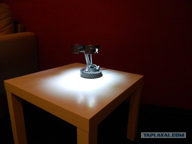 Лампа для рабочего стола своими руками 26