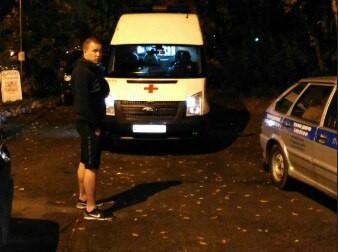 Петербуржец спас женщину от изнасилования и сдал подозреваемого полиции