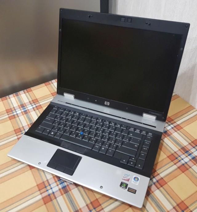 [МСК] Ноут продам, HP EliteBook 8530w