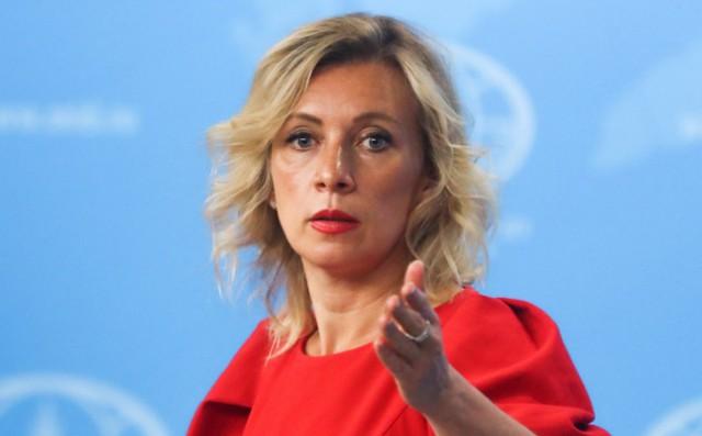 Мария Захарова о резолюции Европарламента против «Северного потока – 2»: «На дрова будут переходить?»