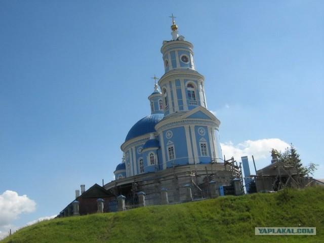 Моя поездка из Сибири в Украину и обратно.