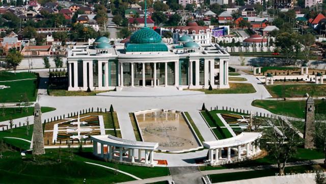 На уборку «дворца» Кадырова потратят 51 млн рублей из бюджета