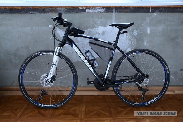 Велосипед Merida Crossway TFS 100