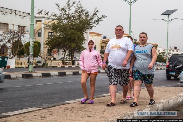 Самые злачные места египетского курорта