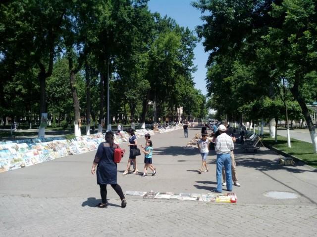 Записки командировочного. Ташкент