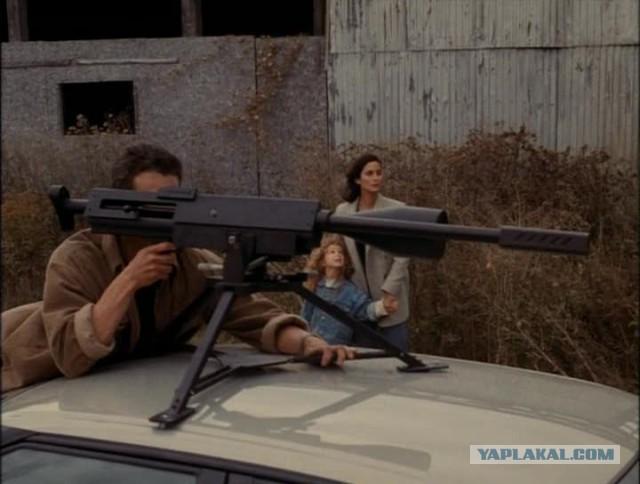 В Калуге создали не имеющую аналогов в мире винтовку с дальностью стрельбы до 4 км