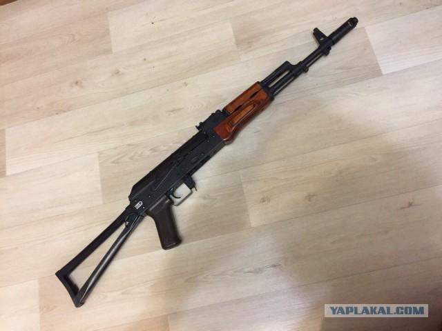 Страйкбольный LCT АКС-74