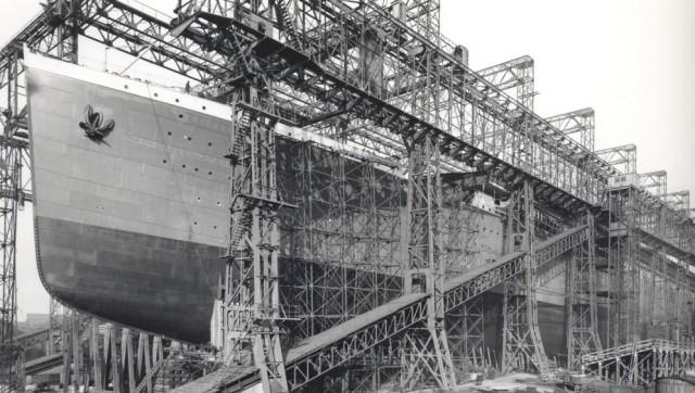 Как быстро построить корабль?