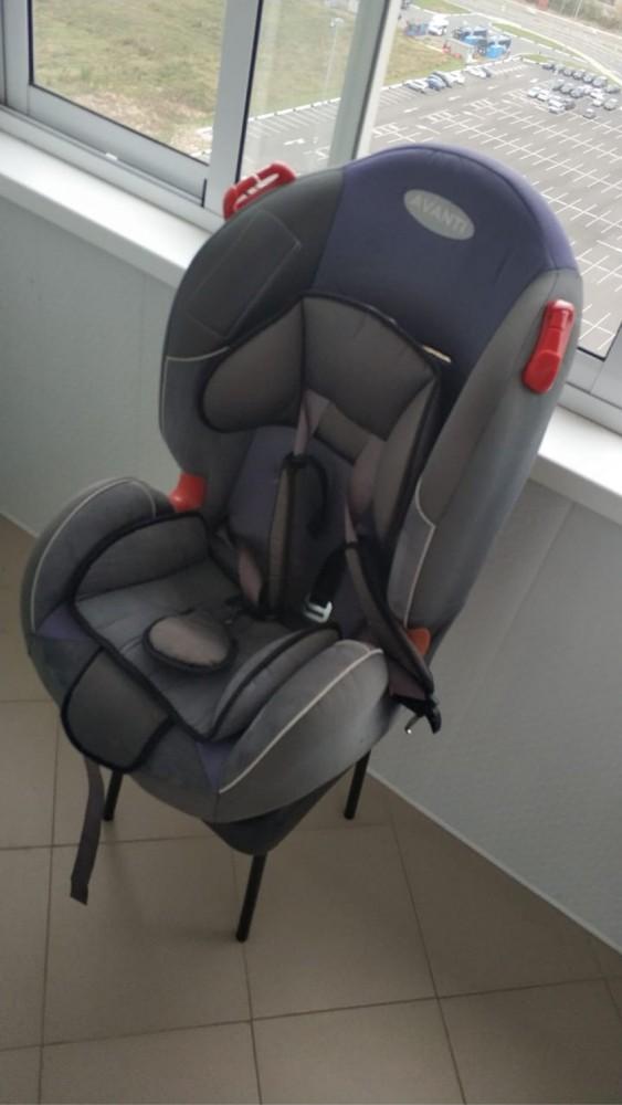 Москва. Отдам детское автомобильное кресло.