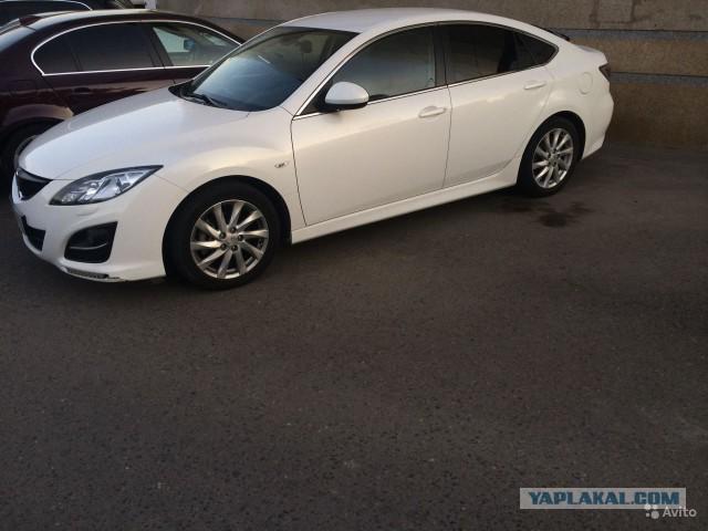 Продам Продажа Mazda 6 II (GH) Рестайлинг 2.0 AT