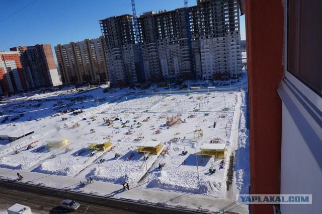 Продам квартиру двухкомнатная-студия г. Челябинск