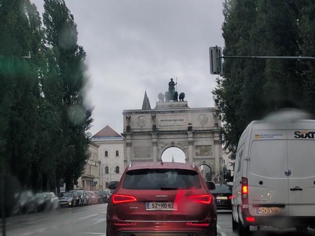 В Европу на машине. Часть 2 (Прага, Костница, Мюнхен)