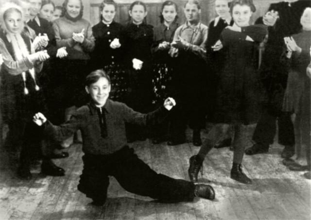 Лица советской эпохи.  В.Высоцкий. 1938-1955