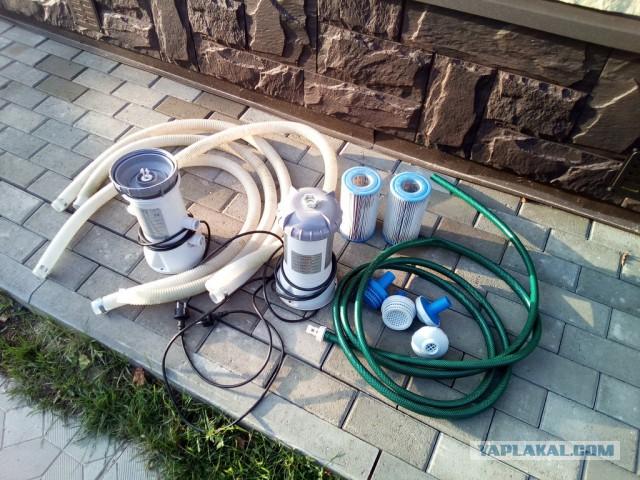 Фильтр-насосы для Бассейнов и всякое за пиво.