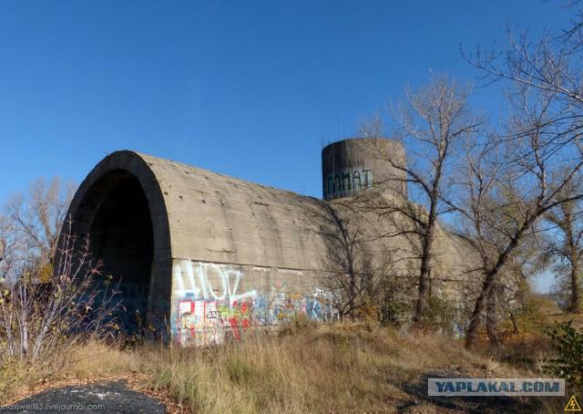 «Сталинское метро» или недостроенные железнодорожные тоннели под Днепром