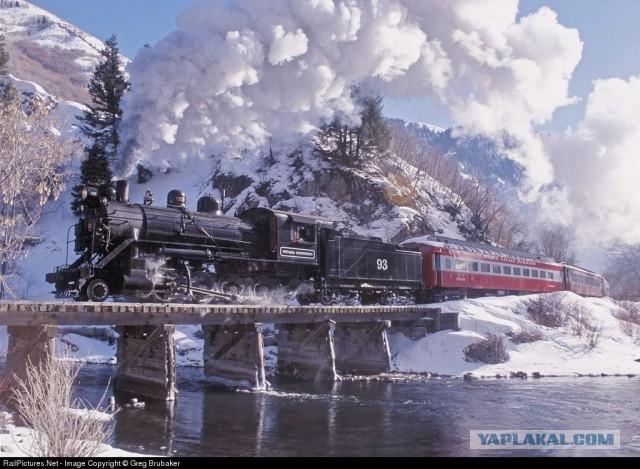 Поезда-поезда