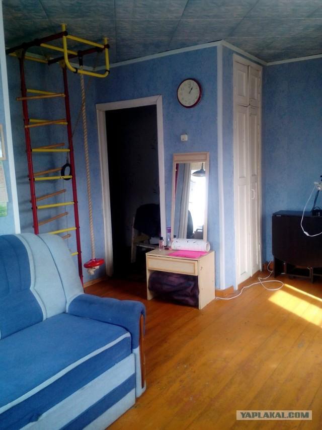 Квартира, центр Петрозаводска (Карелия) продается