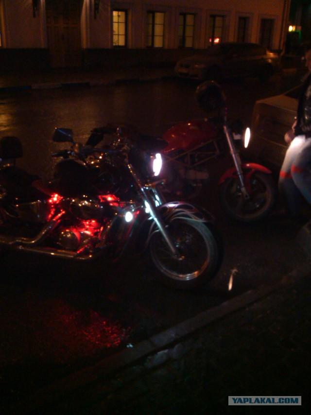 Фото № 4740 Как проходить опкатку на мотоцикле