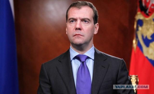 Медведев назвал придурком главу СБУ после заявлений о взрывах в Брюсселе