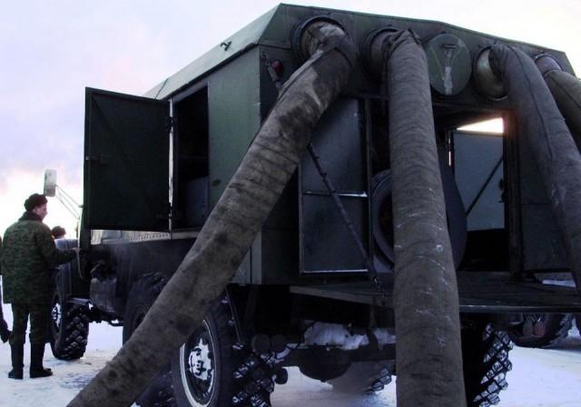 """Зачем на борту """"Адмирала Кузнецова"""" трактор с авиадвигателем?"""