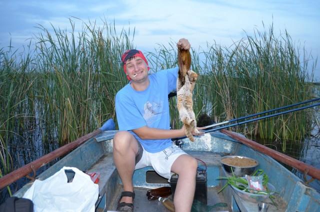 рассказ хемингуэя про рыбалку на реке