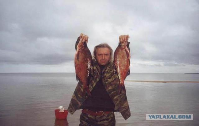 Малоизвестные фото российских рок музыкантов 2