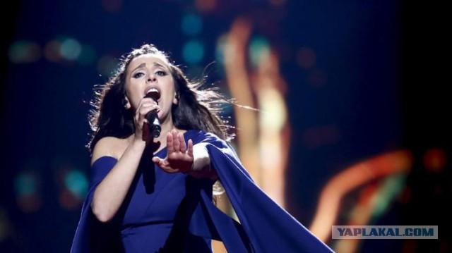 Украина выиграла Евровидение 2016