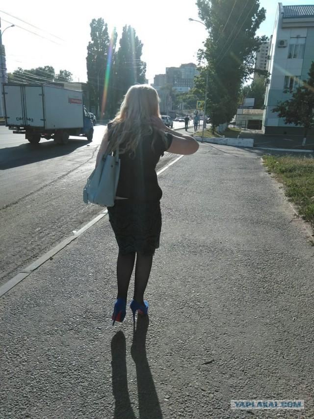 В Липецке водитель сбил женщину с двумя детьми. Одна девочка погибла (Свидетели)