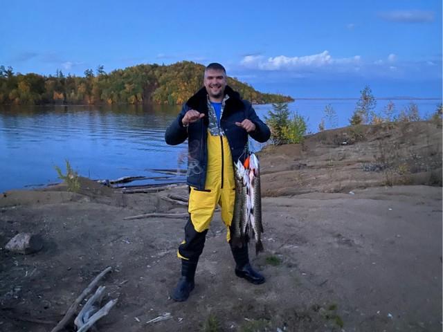 Рыбалка на Талакане