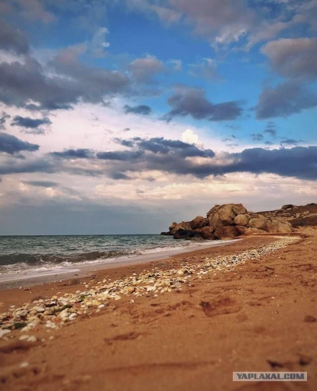 Путешествие в Крым на самодельном кемпере