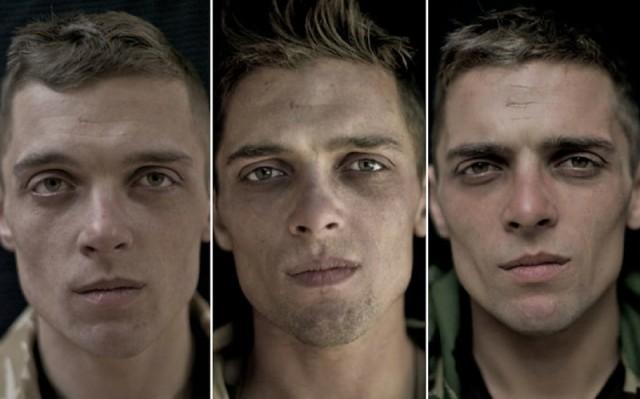 Вернувшиеся из Афганистана