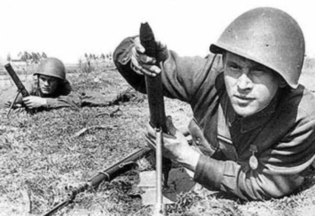 Смертоносная лопата на вооружении Красной армии