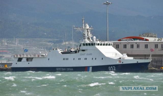 Операция продолжается: в Ейск доставлены еще два украинских рыбака