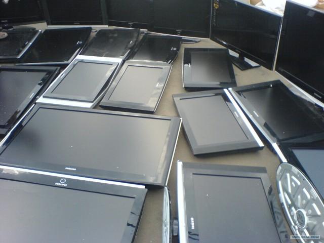 Подготовка офисной и бытовой техники к утилизации