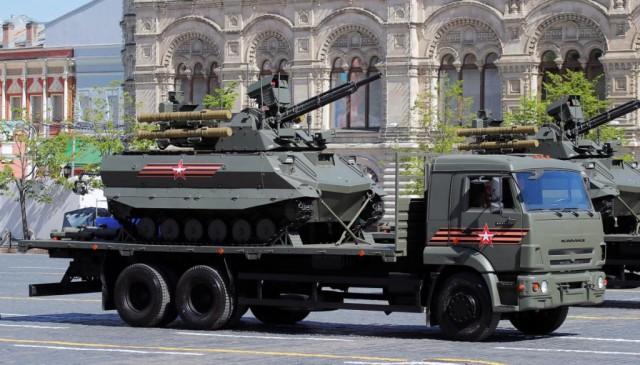 """В НАТО отметили """"удивительный"""" масштаб возрождения российской армии"""