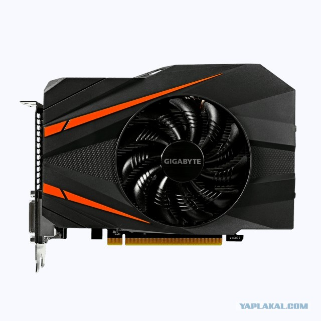 Gigabyte GTX 1060 6Gb Mini (М.О)