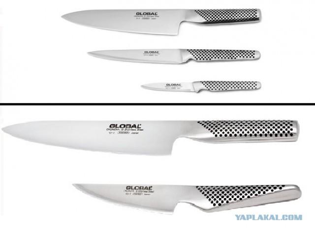Продам 2 новых набора японских ножей.