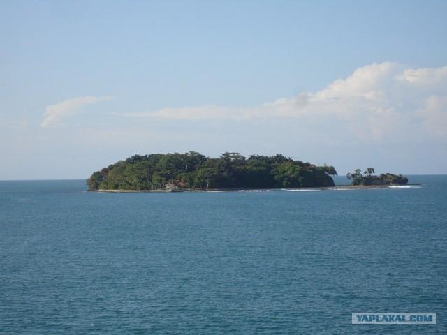 Самые ужасные острова. Боль и ужас!