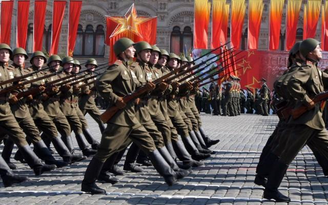 Записи парадов Победы