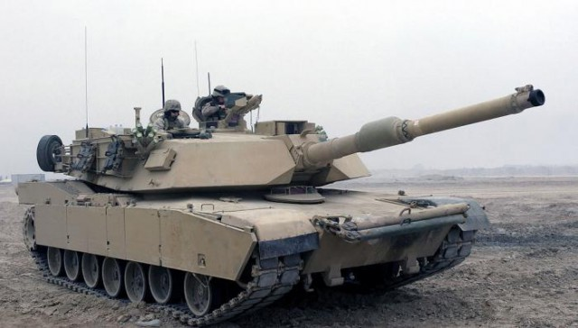 Нужен ли в современном танке автомат заряжания ?