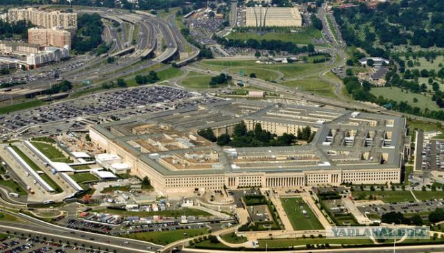 Пентагон присвоил себе заслуги за освобождение Сирии