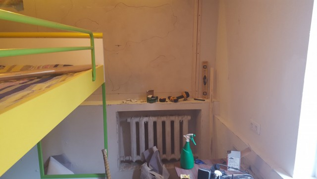 Как я дом обшивал и не только